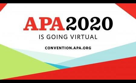 APA Virtual meeting